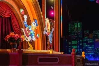 No Cinco de Mayo return for the Three Caballeros at EPCOT'S Gran Fiesta Tour
