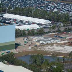 Guardians of the Galaxy construction - January 2019