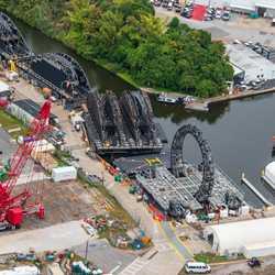 Harmonious barge construction - November 1 2020