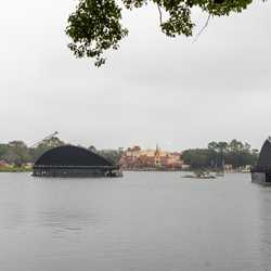 Second Harmonious show barge now in World Showcase Lagoon