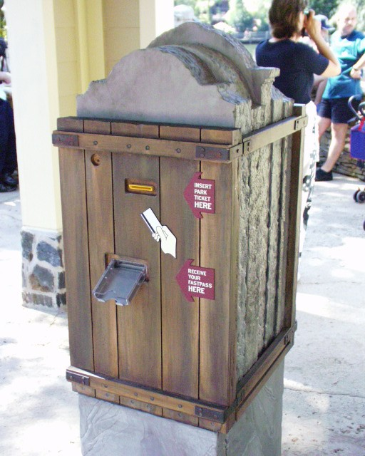Haunted Mansion FASTPASS now complete