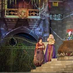 Hocus Pocus Villain Spelltacular opening night show