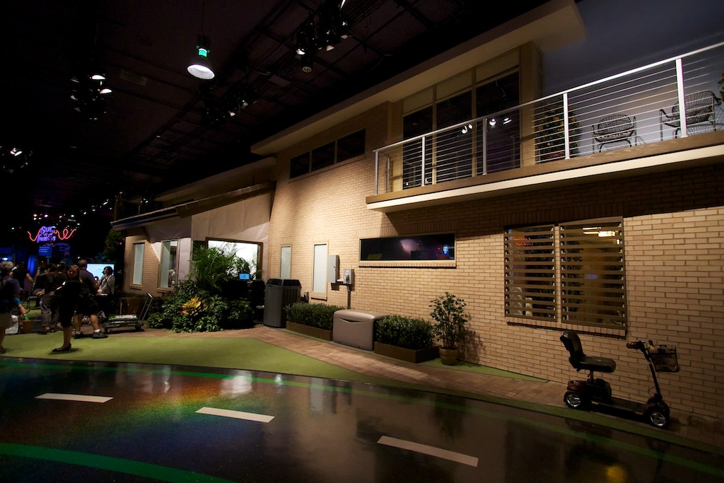 Vision House at Innoventions East
