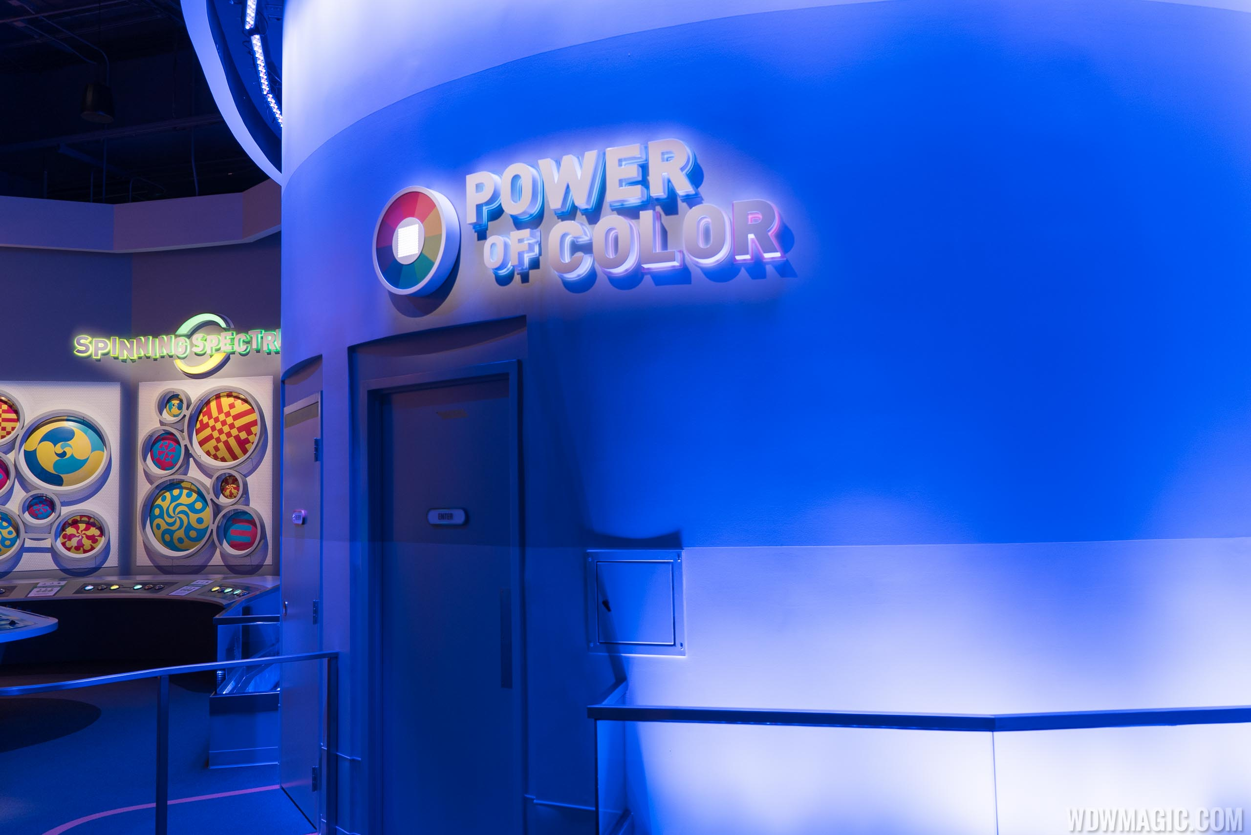 The Power of Color Theater