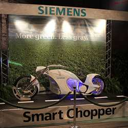 Siemens Smart Chopper by Orange County Choppers