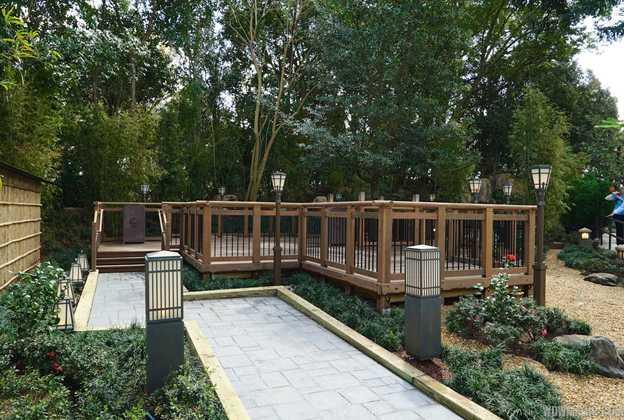 Meet and Greet location at Japan Pavilion