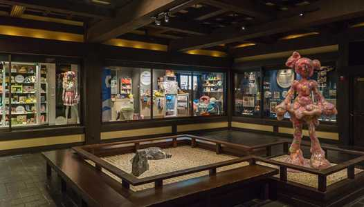 PHOTOS - Epcot's Japan Pavilion gallery updated with new 'Kawaii - Japan's Cute Culture' exhibit