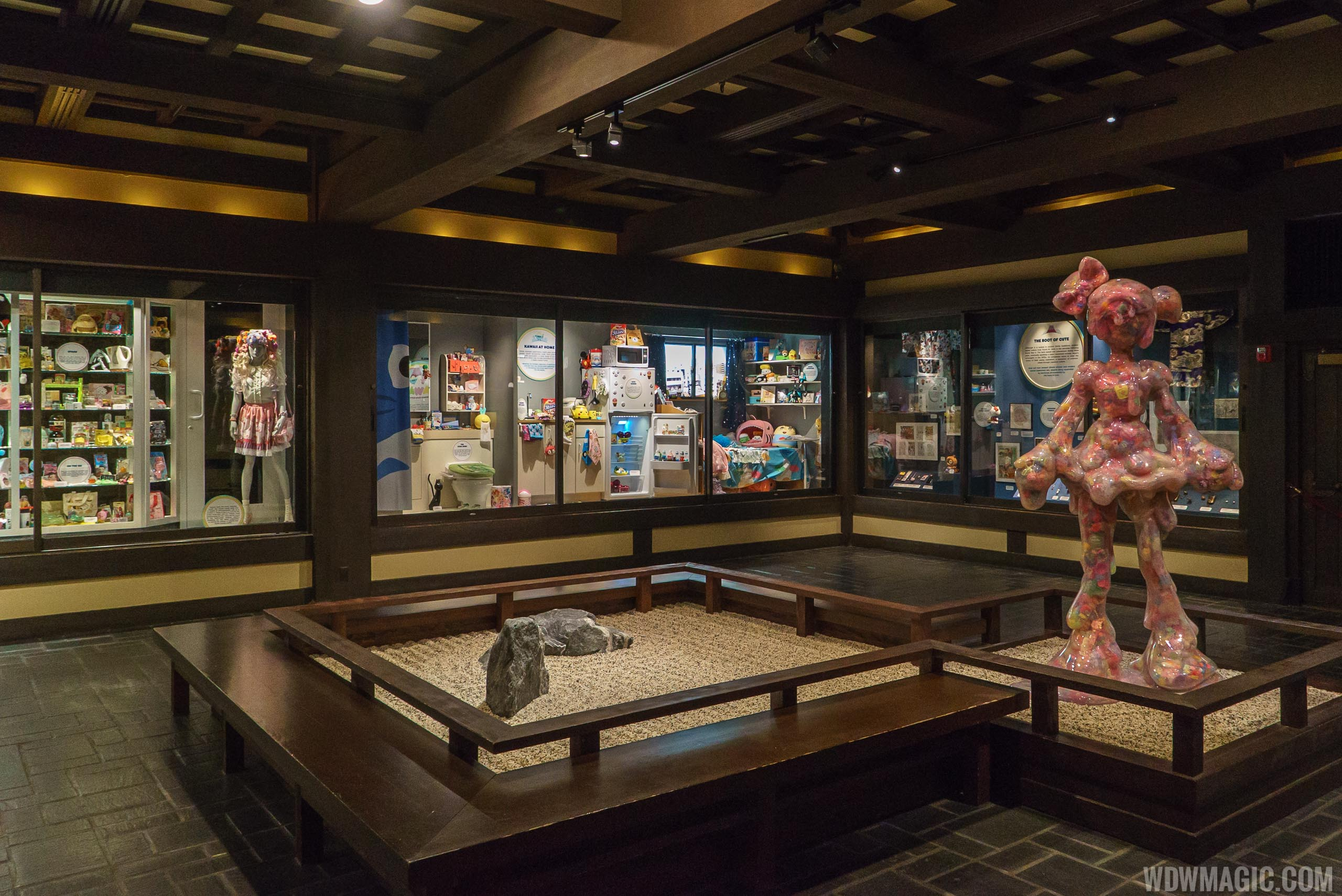 Kawaii - Japan's Cute Culture exhibit