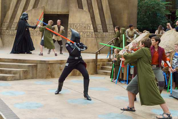 Jedi Training Trials of the Temple overview