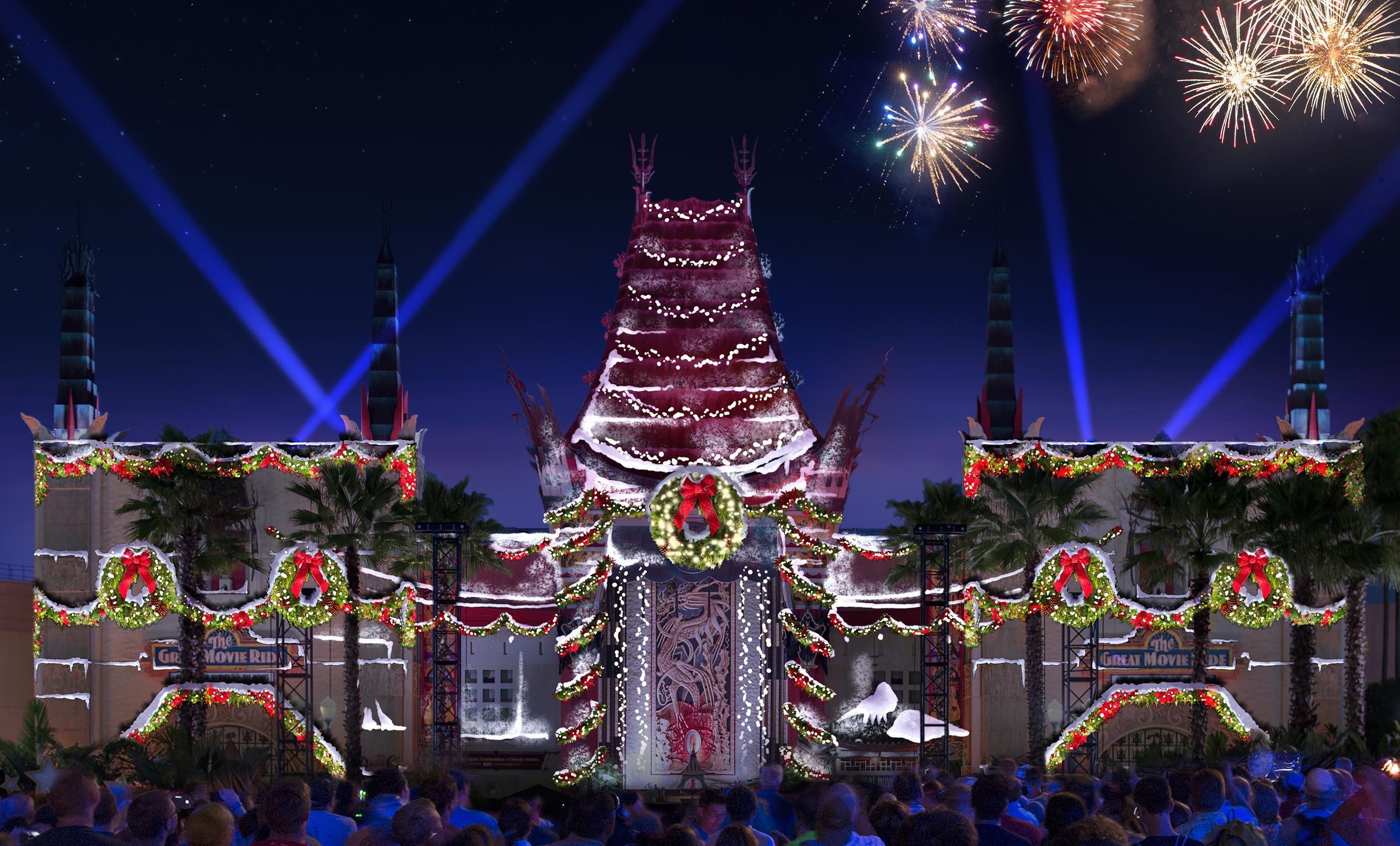 Jingle Bell, Jingle BAM! concept art