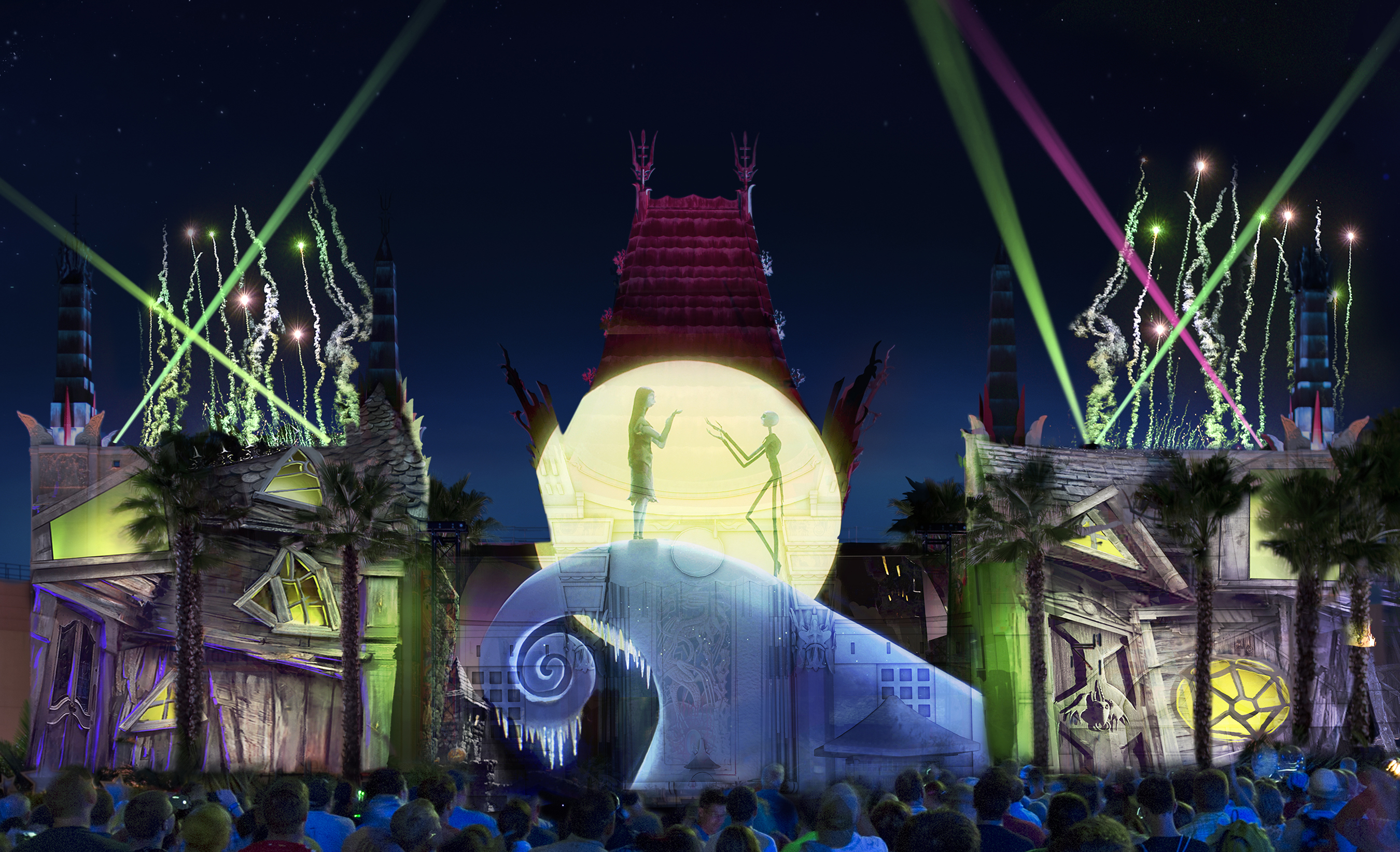 Jingle Bell, Jingle BAM! - Nightmare Before Christmas