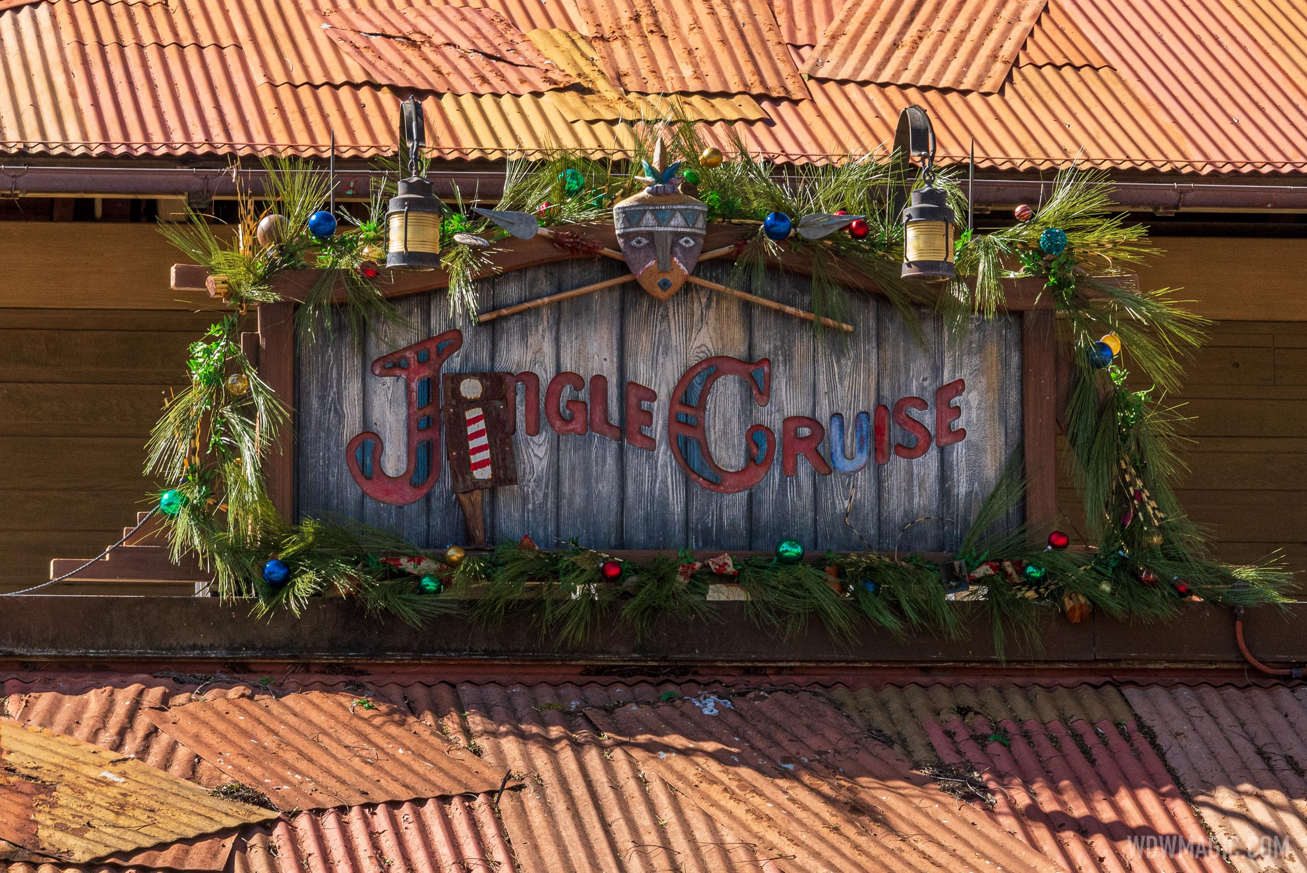 Jingle Cruise overview