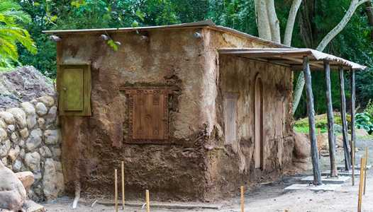 PHOTOS - Latest construction progress on the new show scene at Kilimanjaro Safaris
