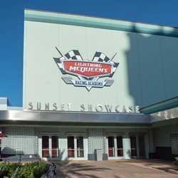 Lightning McQueen's Racing Academy opening day