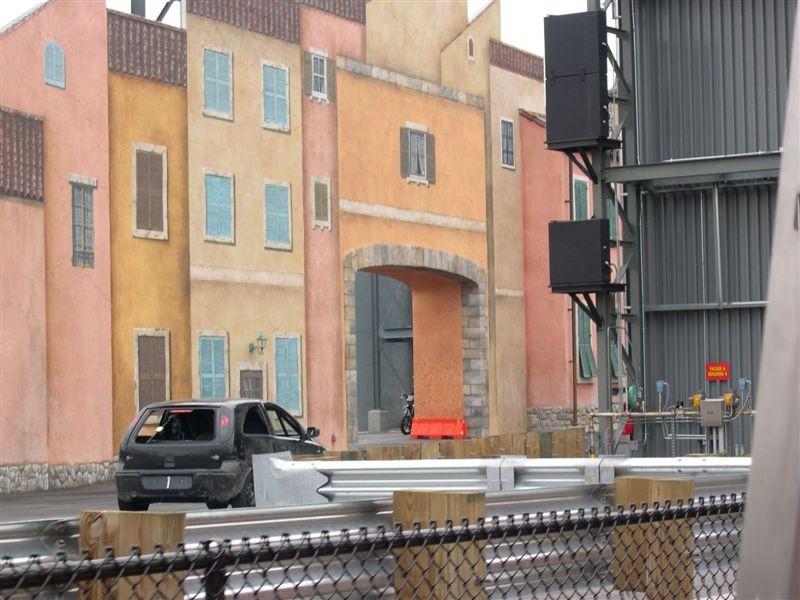 Lights, Motors, Action rehersals
