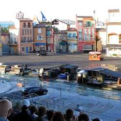 Jetskis make appearance in the show