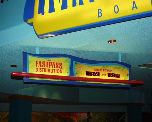 FASTPASS now live