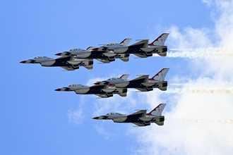 U.S. Air Force Thunderbirds to flyover Walt Disney World
