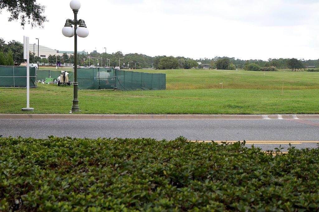 New Bus Stop site preparation