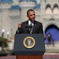 President Obama visit