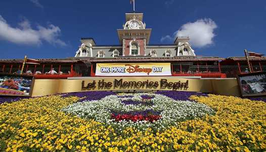 Easter entertainment at the Magic Kingdom begins next week