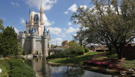 VIDEO - Walk-through of the physically distanced Magic Kingdom