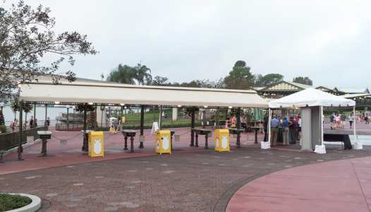 PHOTOS - Disney adds metal detectors at park entrances along with ban on toy guns and costumes for adults