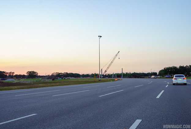 World Drive redevelopment at TTC