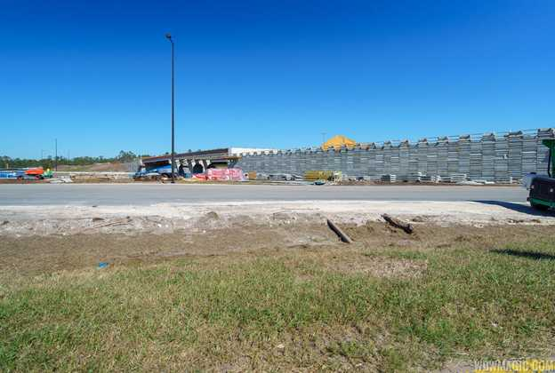 World Drive redevelopment at TTC