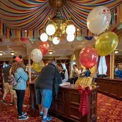 Mickey and Minnie's Celebration Central