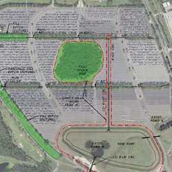TTC Parking Lot expansion plans