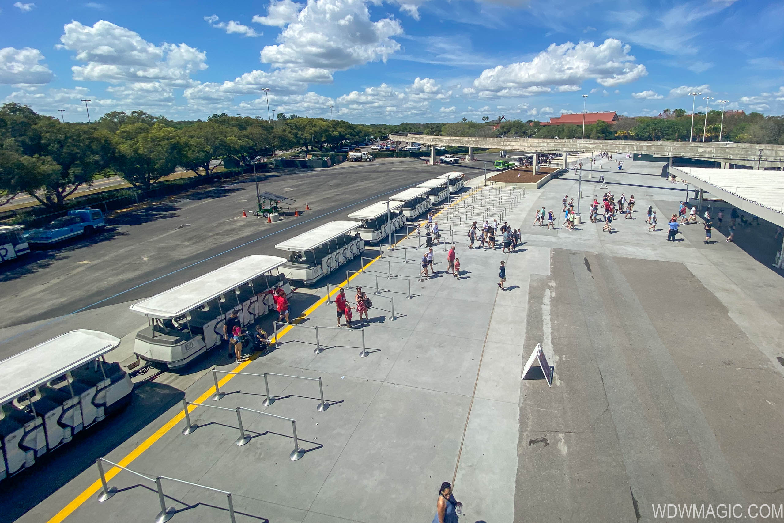 Transportation and Ticket Center refurbishment nears completion - March 2020