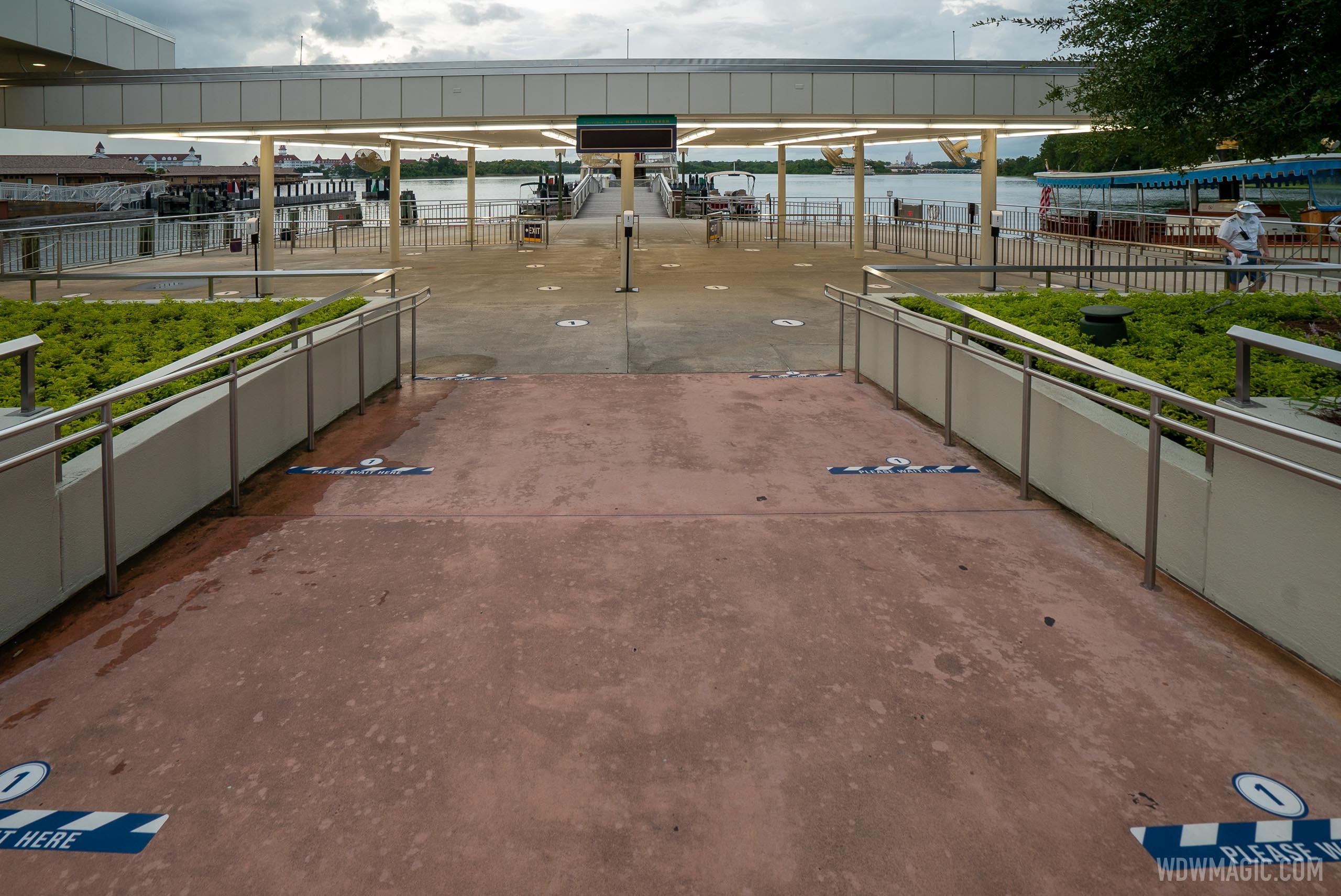 Magic Kingdom reopening from COVID-19 closure