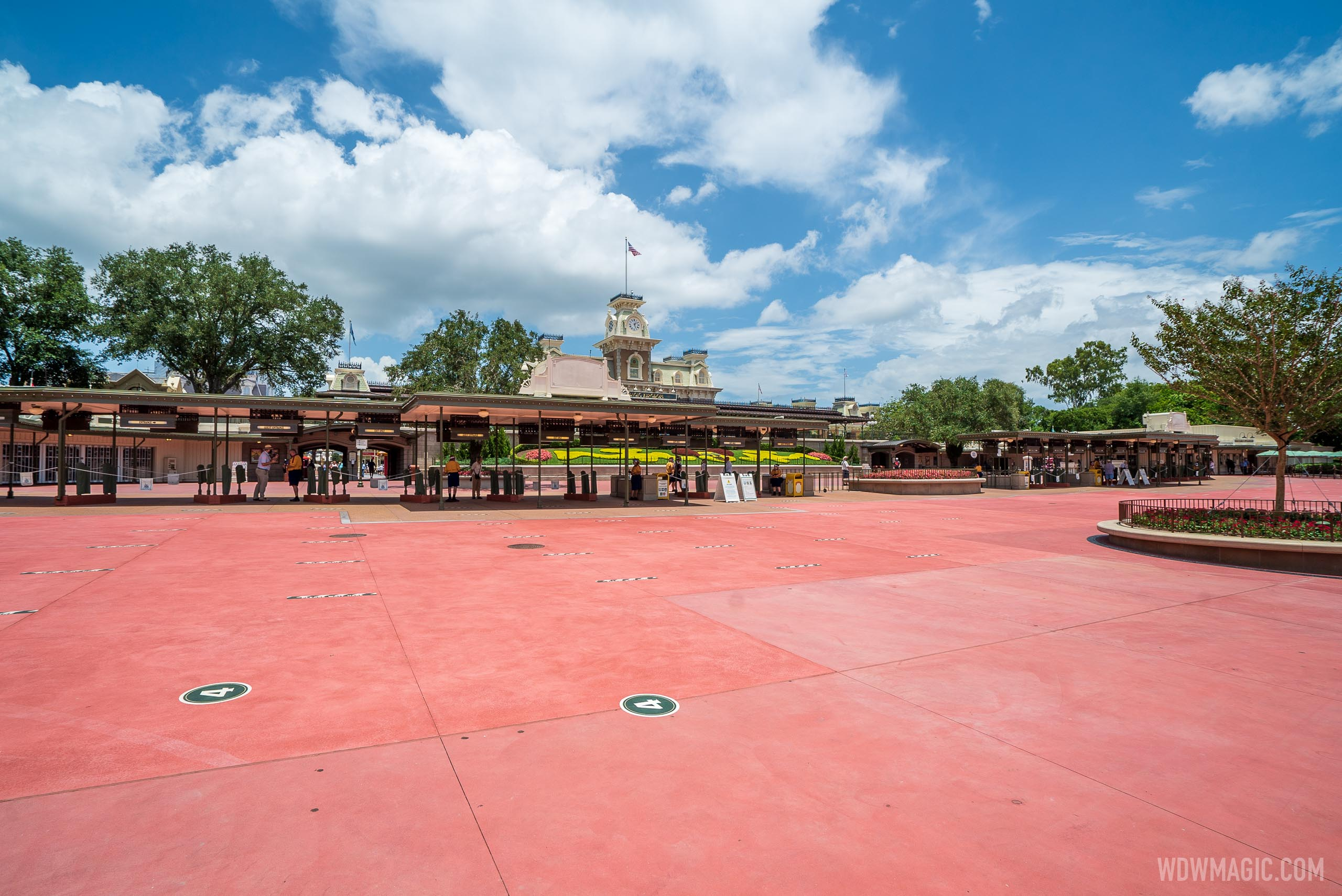 Walt Disney World began its phased reopening on July 11 2020