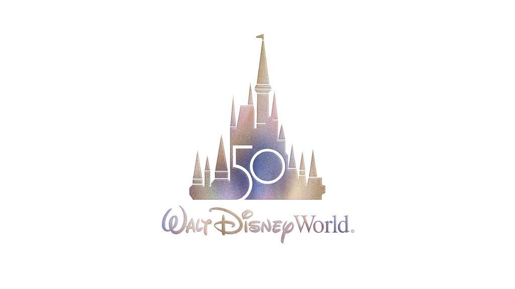 Walt Disney World 50th logo