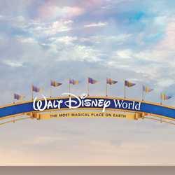 Walt Disney World 2020 entrance redesign concept art