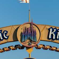Magic Kingdom auto-plaza refurbishment - November 2 2020