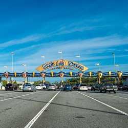 Near-Completed new look Magic Kingdom auto-plaza