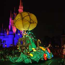 Main Street Electrical Parade final performance
