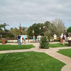 Main Street Plaza Gardens walk-through