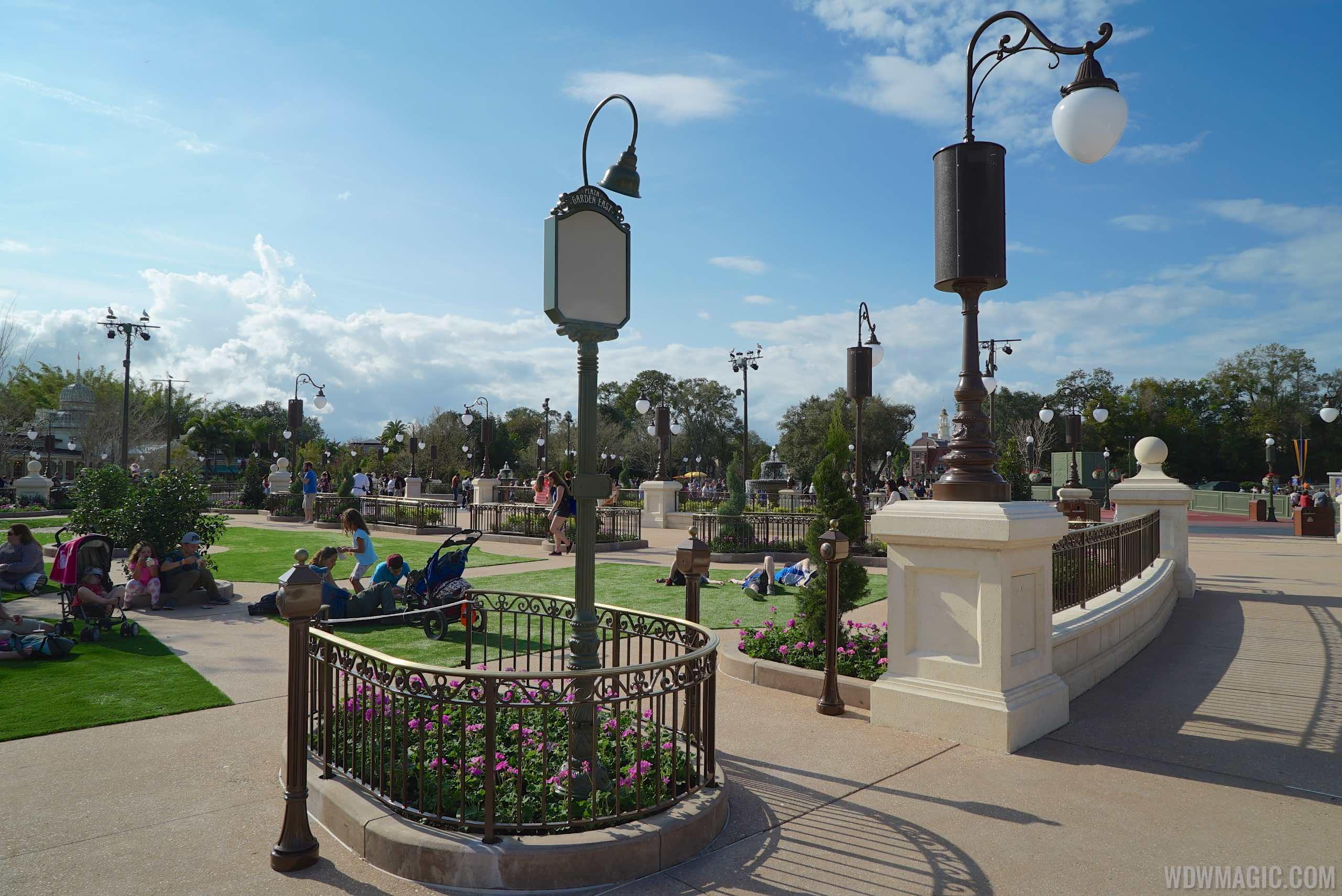 Main Street Plaza Gardens