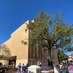 Main Street U.S.A. City Hall refurbishment February 2020