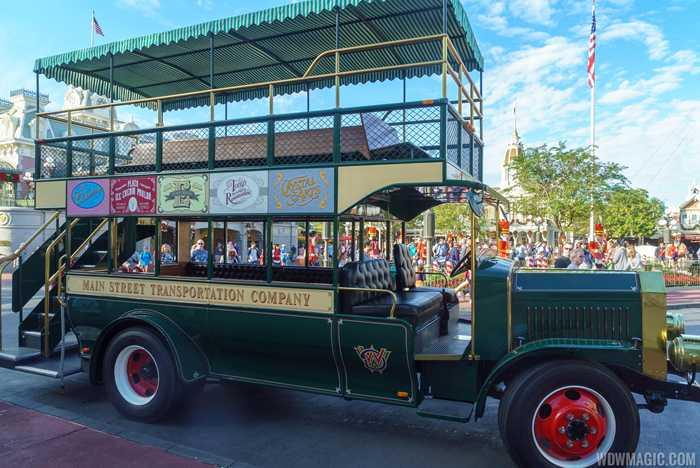 Main Street Vehicles - Omnibus