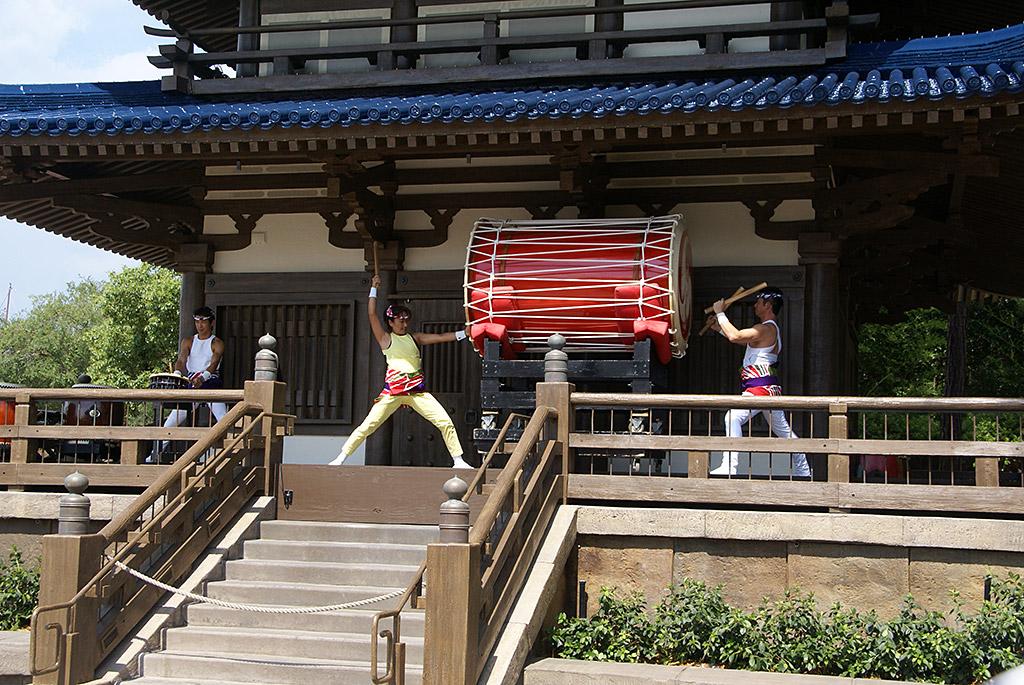 Matsuriza performance