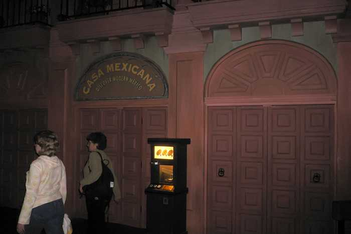 Casa Mexicana Kidcot location closed