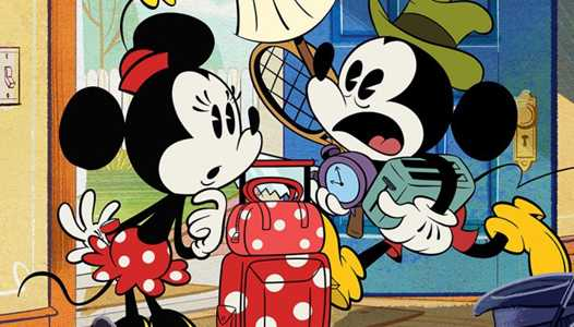 Mickey Shorts Theater to open March 4 with original animated short