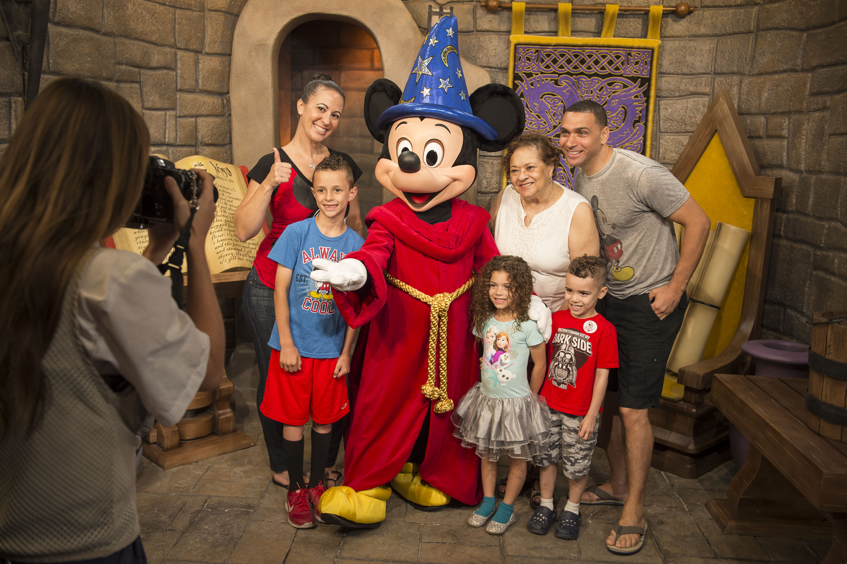 Character meet and greets at disneys hollywood studios news photos mickey and minnie starring in red carpet dreams opens later this week kristyandbryce Choice Image