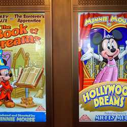 Mickey and Minnie Starring in Red Carpet Dreams walkthrough