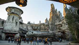 FastPass+ comes to Millennium Falcon: Smugglers Run at Disney's Hollywood Studios