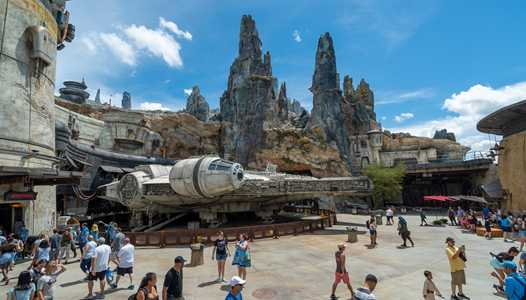 REVIEW - Millennium Falcon: Smugglers Run at Disney's Hollywood Studios